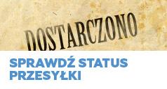status przesyłki