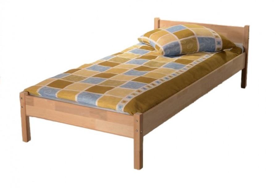 łóżko Drewniane Axel łóżka Drewniane Materace Dla