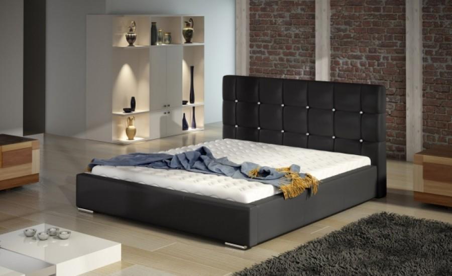 Łóżko tapicerowane Brest