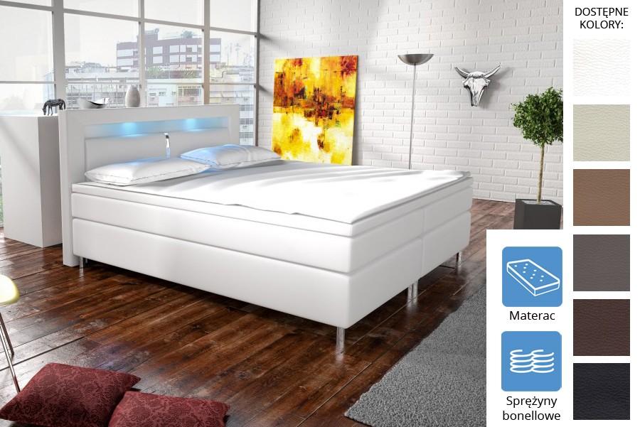 Łóżko Dakota Bonell