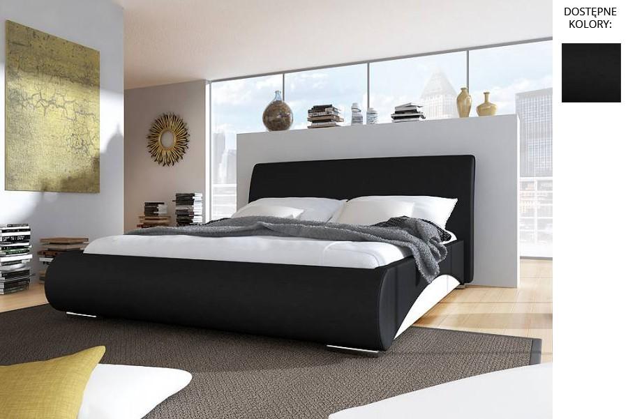 Łóżko tapicerowane Damian