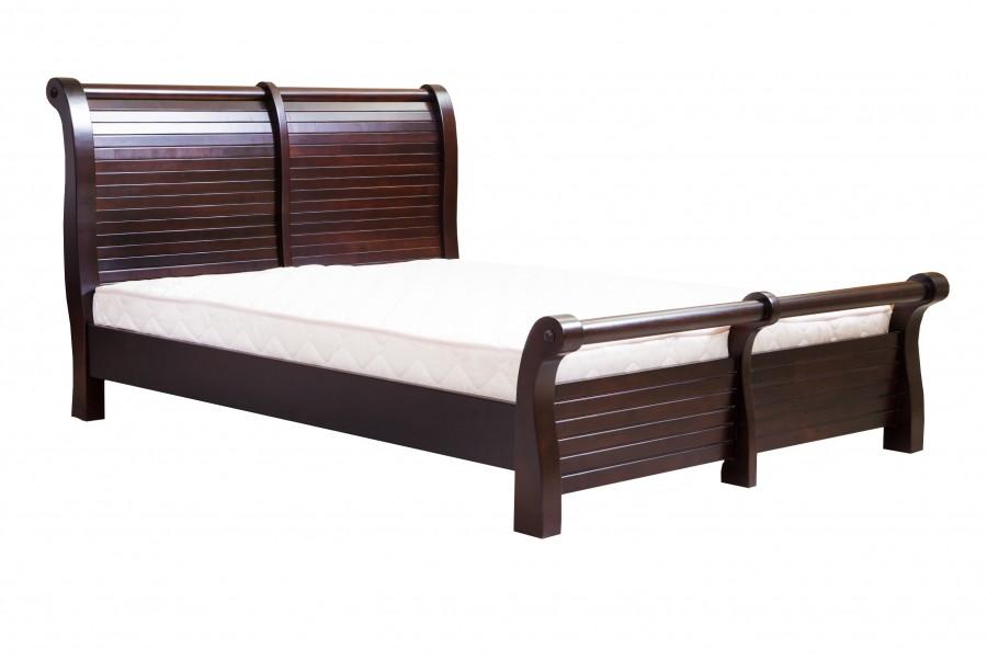 Łóżko drewniane Ede