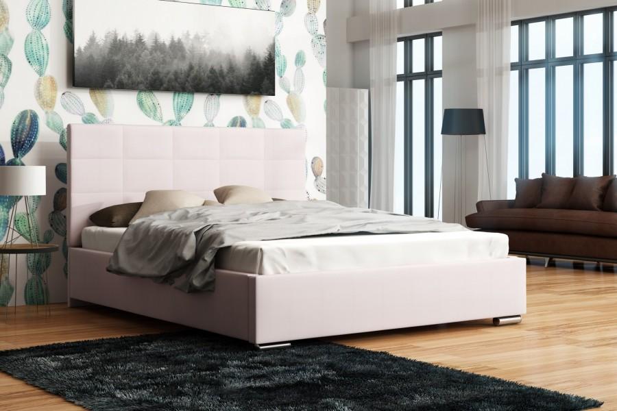 Łóżko tapicerowane Donna