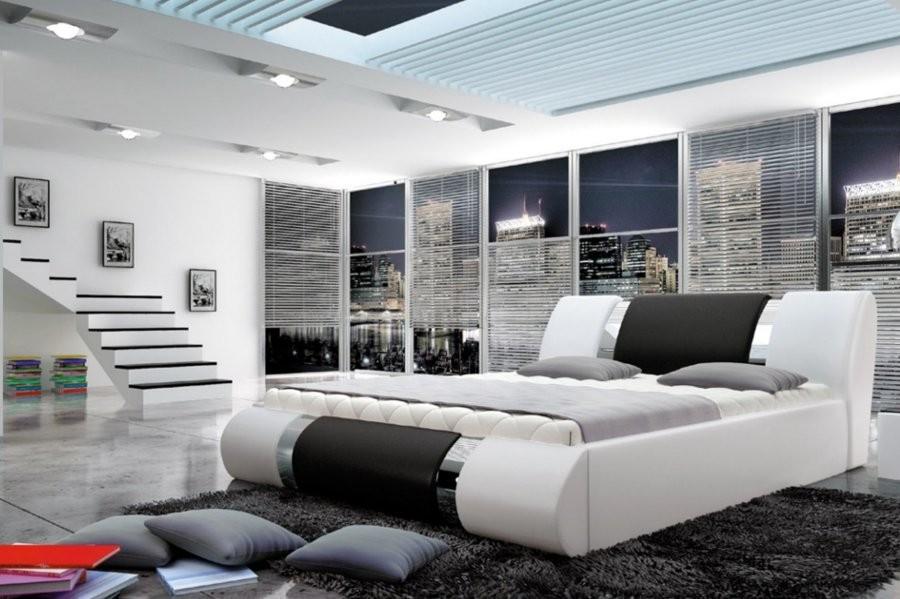 Łóżko tapicerowane Kandro