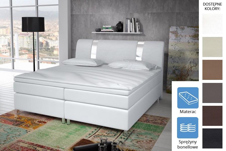 Łóżko Missisipi Bonell