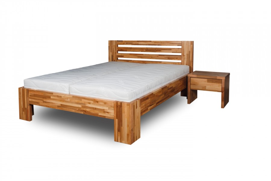 Łóżko drewniane Mostar