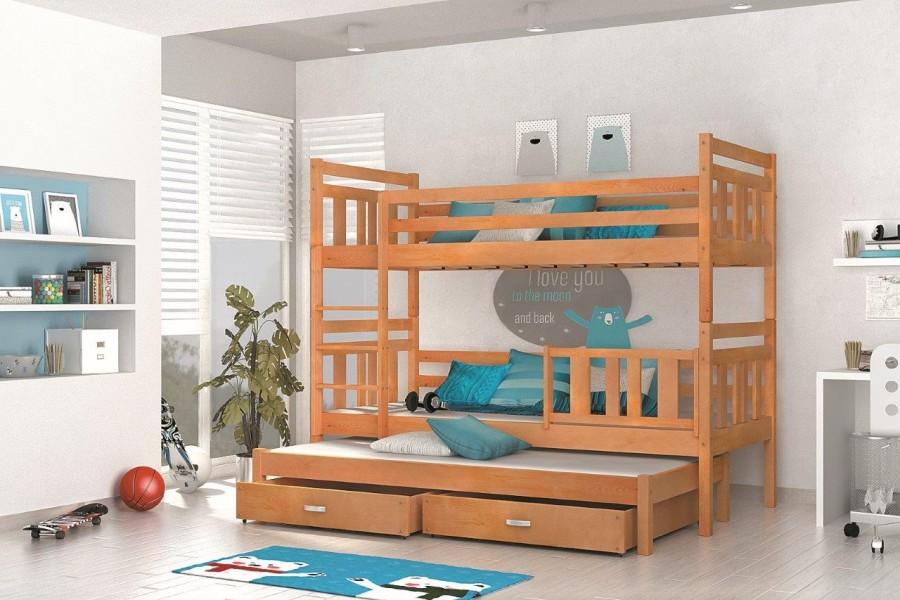 Łóżko dziecięce Eryk