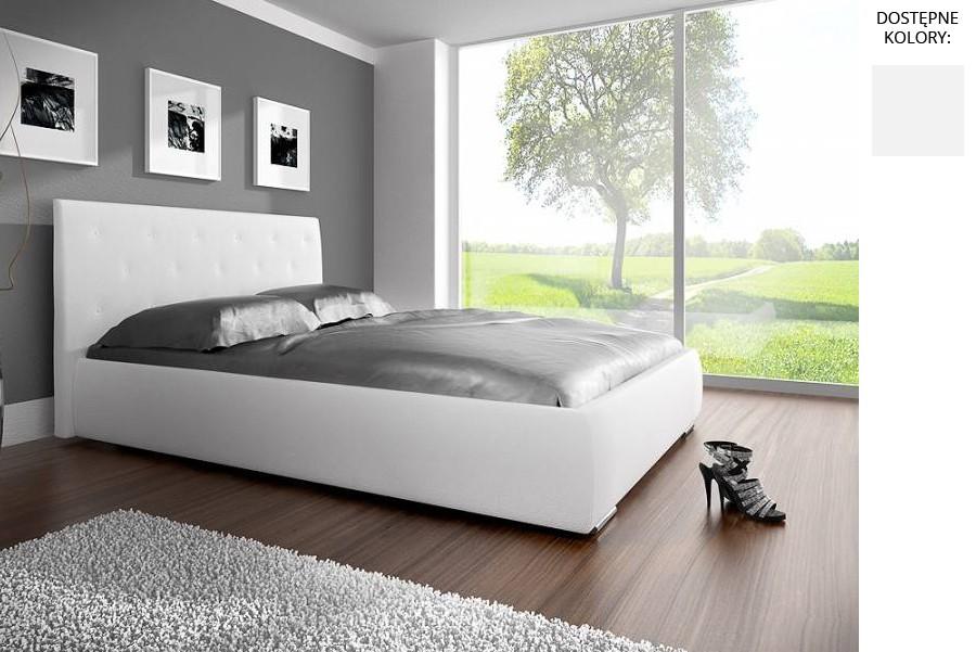 Łóżko tapicerowane Robert