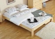 Łóżko drewniane Adrianna