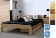 Łóżko drewniane Aruba z szufladą