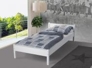 Łóżko drewniane Axel