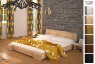 Łóżko drewniane Berlin