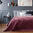 Narzuta velvetowa LALA - różne kolory