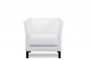 Fotel SPECTRE biały