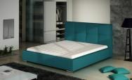 Łóżko tapicerowane Cholet