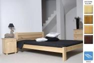 Łóżko drewniane Cypr