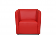 Fotel RICHI czerwony