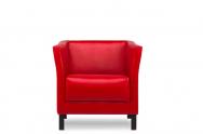 Fotel SPECTRE czerwony