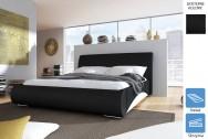 Łóżko tapicerowane Damian z pojemnikiem