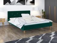 Łóżko tapicerowane DIAMOND- różne kolory