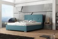 Łóżko tapicerowane Sierra