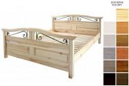 Łóżko drewniane Haga