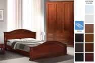 Łóżko drewniane Helmond