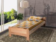 Łóżko drewniane Kastel