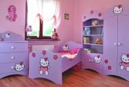 Sypialnia dziecięca Kitty