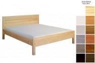 Łóżko drewniane Laren