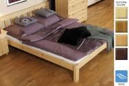Łóżko drewniane Malezja
