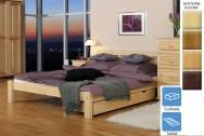 Łóżko drewniane Malezja z szufladą