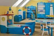 Sypialnia dziecięca Marynarz