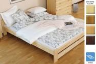 Łóżko drewniane Monachium