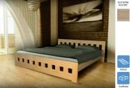 Łóżko drewniane Ola z szufladą