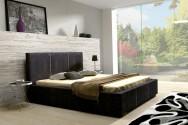 Łóżko tapicerowane Paryż