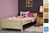 Łóżko drewniane Paulinka