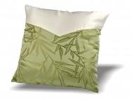 Poduszka Zielone Listki w Kopercie