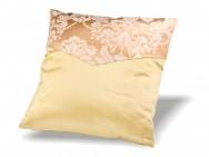 Poduszka Złoto w Kopercie