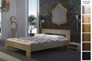 Łóżko drewniane Praga