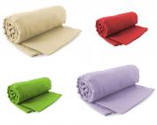 Zestaw 2 ręczników szybkoschnących EDEKA z mikrofibry - różne kolory