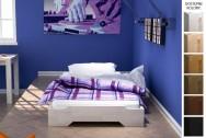 Łóżko drewniane Ronaldo