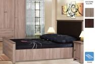 Łóżko z płyty Samson