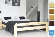 Łóżko drewniane Tokio