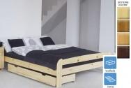 Łóżko drewniane Tokio z szufladą