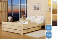 Łóżko drewniane Tunezja z szufladą