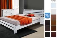 Łóżko drewniane Urk