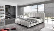Łóżko tapicerowane Bodmin z pojemnikiem
