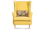 Fotel ELLING żółty