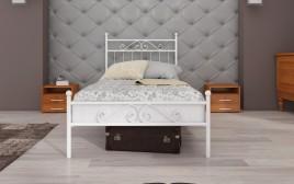 Łóżko metalowe Kalia